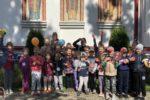 В воскресной школе храма Бориса и Глеба встретили новый учебный год