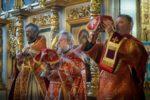 В день памяти мученицы Татьяны в храме Рождества Богородицы совершили Литургию
