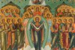 Акафист Пресвятой Богородице. Похвала Пресвятой Богородицы(текст)