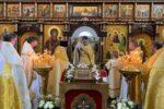 Престольный праздник храма отметили во Взморье